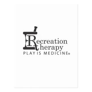 Recreation Therapy Postcard