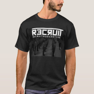 Recruit Men In Line T-Shirt