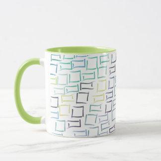 Rectangles&Squares Mug