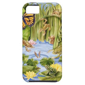 Rectangular Frog iPhone 5 Cases