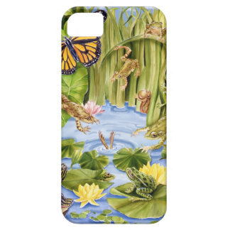 Rectangular Frog iPhone 5 Covers
