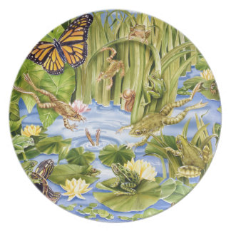 Rectangular Frog Plate