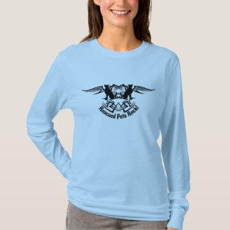 Recued Pets Rock! Long Sleeve T-Shirt, FRAS logo T-Shirt