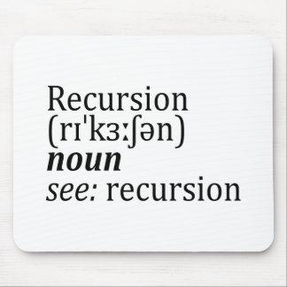 Recursion Mouse Pads
