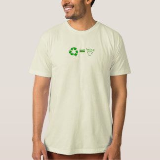 Recycle = Awesome T-Shirt