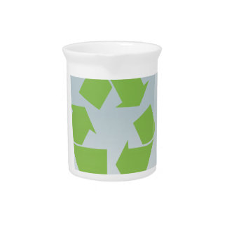 Recycle Bin Pitcher