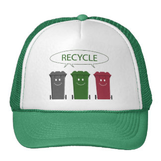 Recycle Bins Cap