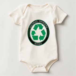 Recycle Bosnia Baby Bodysuit