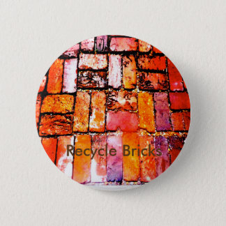 Recycle Bricks Pin