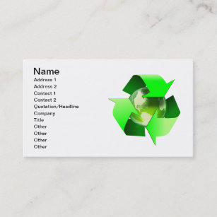 Recycled business cards zazzle au recycle business card colourmoves