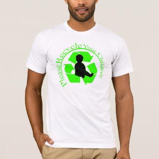 Recycle Children shirt