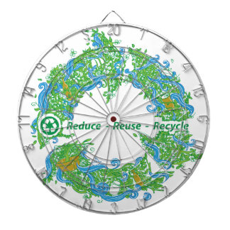 Recycle Dartboards