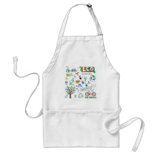 Recycle Eco Friendly Standard Apron