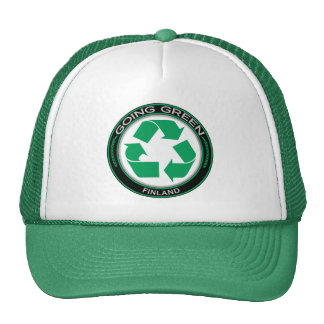 Recycle Finland Cap