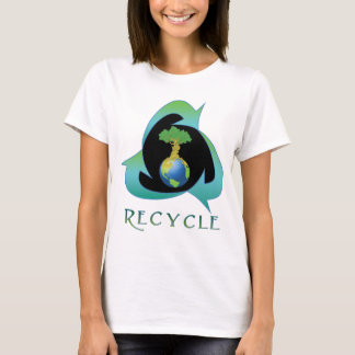 Recycle for Mother Earth T-Shirt