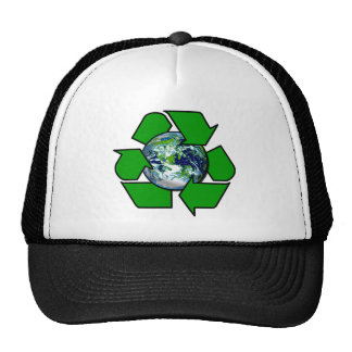 Recycle for Planet Earth Cap