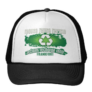 Recycle Frankfort Hats