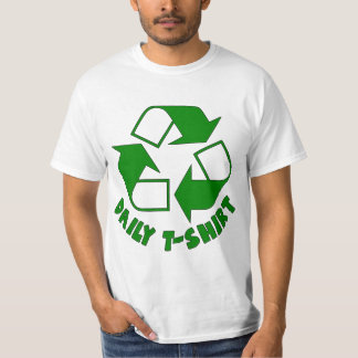 Recycle,Funny daily t shirt,recycling T-Shirt
