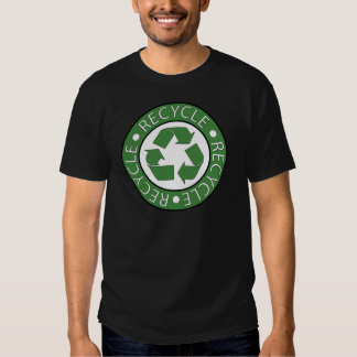 Recycle Green Tees