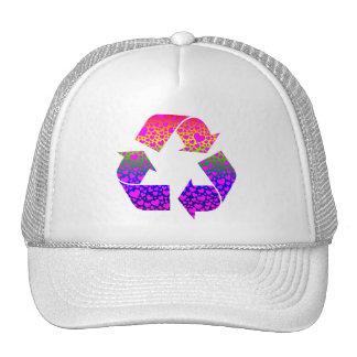 recycle trucker hats