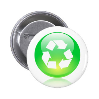 Recycle Icon Button