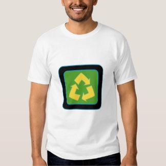 recycle-logo 2coolworld tee shirt