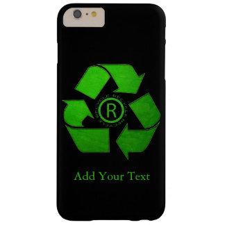 Recycle Logo by Shirley Taylor Barely There iPhone 6 Plus Case