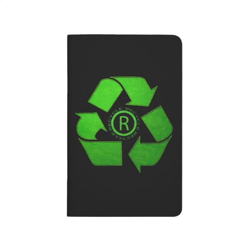 Recycle Logo Journal