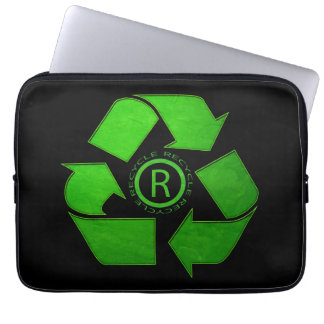 Recycle Logo Laptop Sleeves