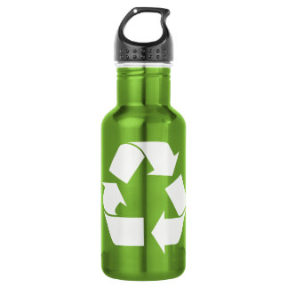 Recycle Logo Liberty 532 Ml Water Bottle