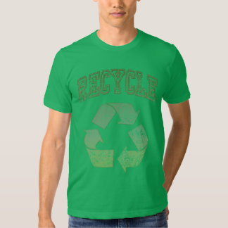 Recycle Logo t shirt