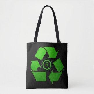 Recycle Logo Tote Bag