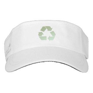 Recycle Logo. Visor