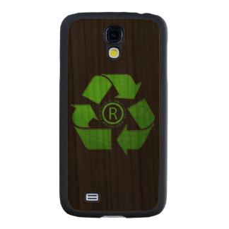 Recycle Logo Cherry Galaxy S4 Slim Case