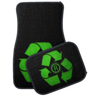 Recycle Logo Floor Mat