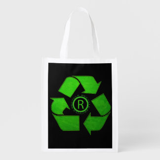 Recycle Logo Market Tote