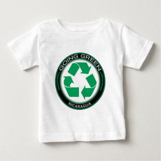 Recycle Nicaragua Baby T-Shirt