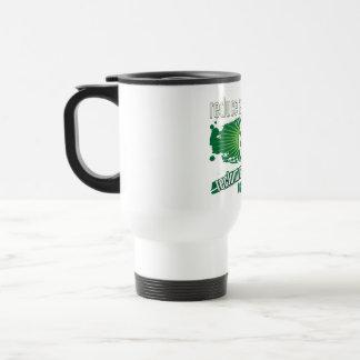 Recycle Orlando Stainless Steel Travel Mug