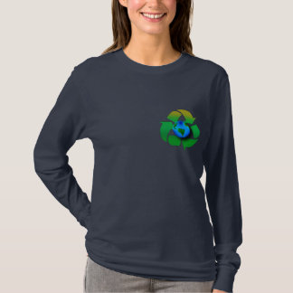 RECYCLE OUR PLANET Series T-Shirt