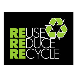 Recycle Postcards