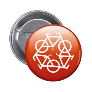 recycle red button by Petr Kratochvil