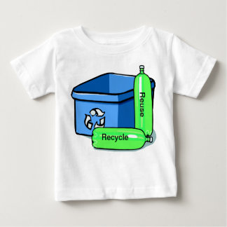 Recycle Reuse Infant T-Shirt