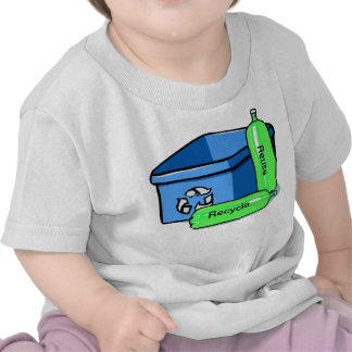 Recycle Reuse T Shirts