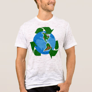 recycle save the earth T-Shirt