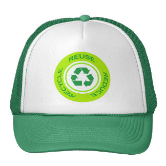 Recycle sign - Hat