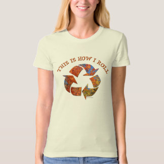 Recycle Sign Tree T-shirt
