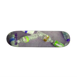 recycle skate board decks