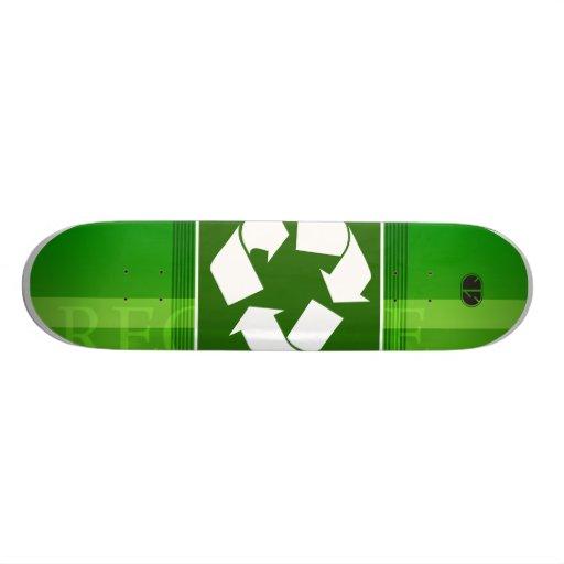 Recycle Skateboard Deck