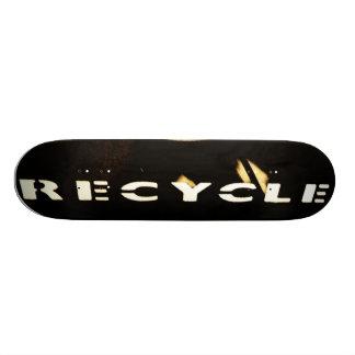 Recycle Skate Board Deck