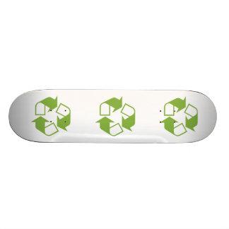Recycle Skateboard Decks